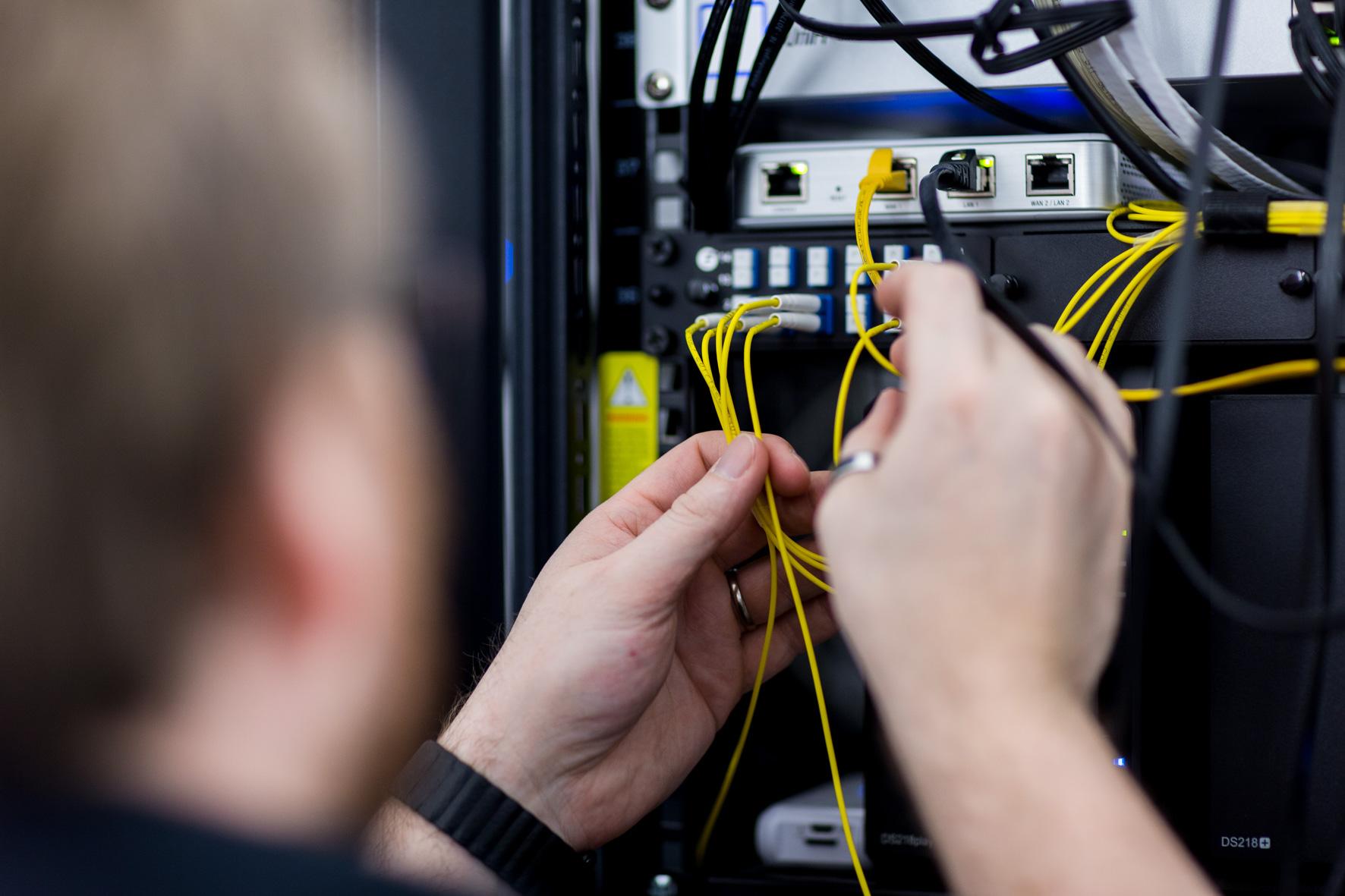 XION IT solutions - Foto - Technik